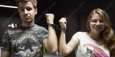 handcuffed together movies