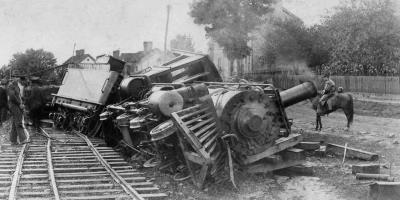 train wreck movies