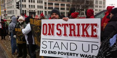 labor strike movies
