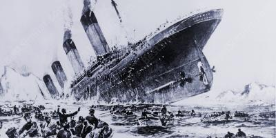 sea disaster movies