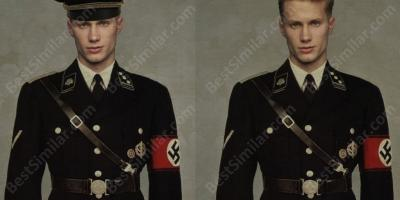 nazi uniform movies