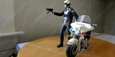 motorcycle cop movies