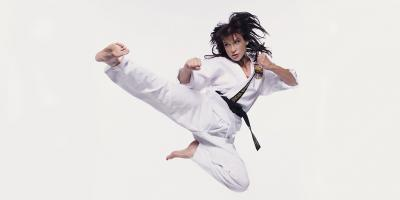 female martial artist movies