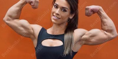 female bodybuilder movies