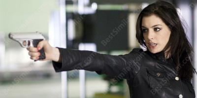 female agent movies