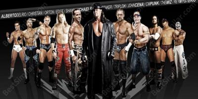 world wrestling entertainment movies
