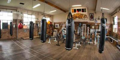 boxing gym movies