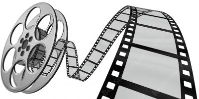 film reel movies