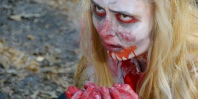 flesh eating zombie movies