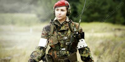 female soldier movies